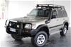 2001 Nissan Patrol ST (4x4) GU II Turbo Diesel Manual 7 Seats Wagon
