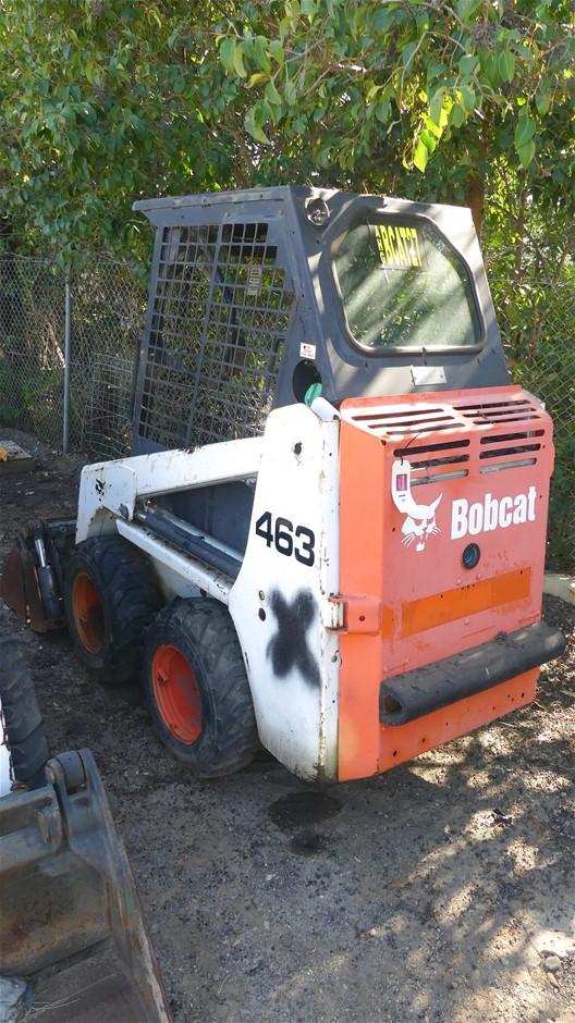 Bobcat 463 (F Series) Skid Steer loader (Non Operational)