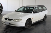 Unreserved 1998 Holden Commodore Executive VT Automatic