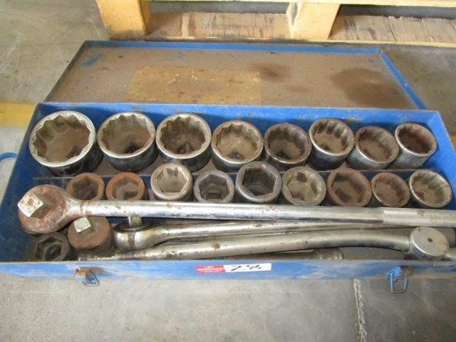 Inch Impact Socket Set