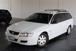 2006 Holden Commodore Executive VZ Autom
