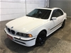 2000 BMW 5 40i Executive 4.4L V8 M Sport Pack E39 Automatic Sedan
