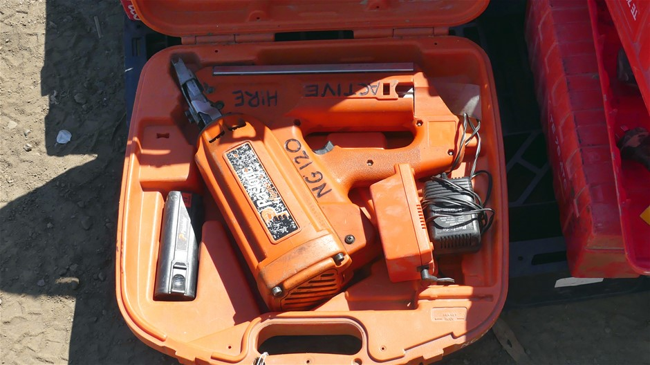 Paslode Impulse Nailer / Framing Nail Gun (Non operational)