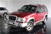 Unreserved 2000 Ford Explorer XLT (4x4) US