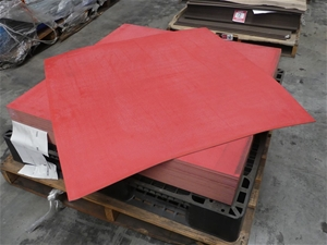 Qty Approx 45 x PRF Large Rubber Floor T