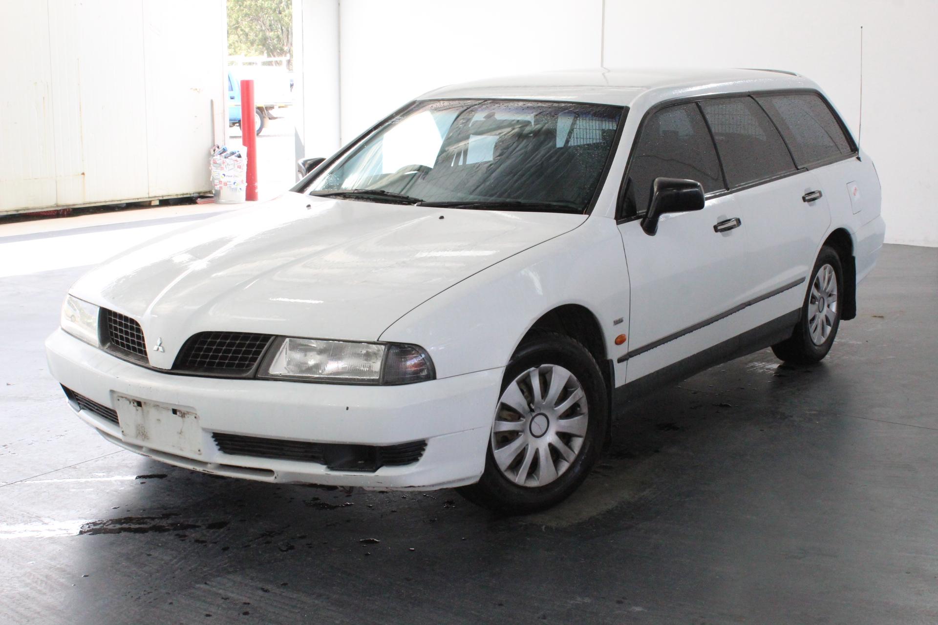 2001 Mitsubishi Magna Executive TJ II Automatic Wagon