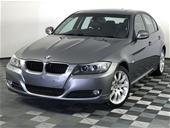 Unreserved 2009 BMW 3 20i Executive E90 Automatic