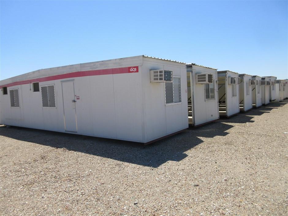 21m x 3m Transportable Office Complex (Location: Muchea, WA)