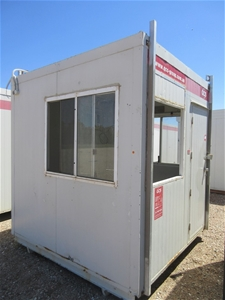 3.6 x 3m Transportable Office Building (