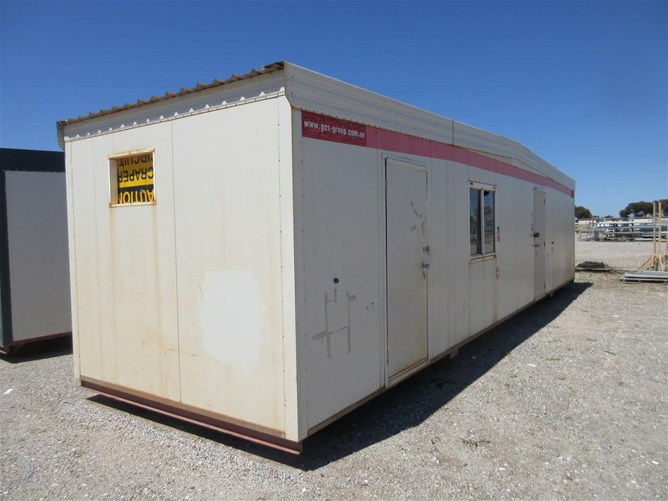 12m x 3m Transportable Office Building (Location: Muchea, WA)