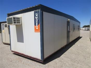 3 x 12.0m x 3.0m Transportable Office Buildings