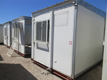 3 x Infill Transportable Buildings