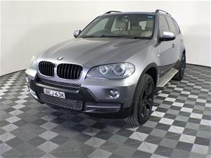2007 BMW X5 3.0d E70 Turbo Diesel Automa