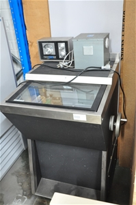 Cryostat floor standing -30ºC analogue d