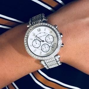 Ladies new Michael Kors NY Couture luxur