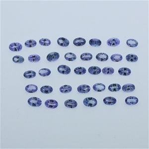 Thirty Six Loose Tanzanite 16.50ct in To
