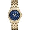 Stunning new Armani Exchange gold-plated Swarovski Crystal dial watch