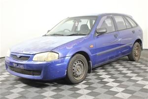 2000 Mazda 323 Astina BJ Automatic Hatch