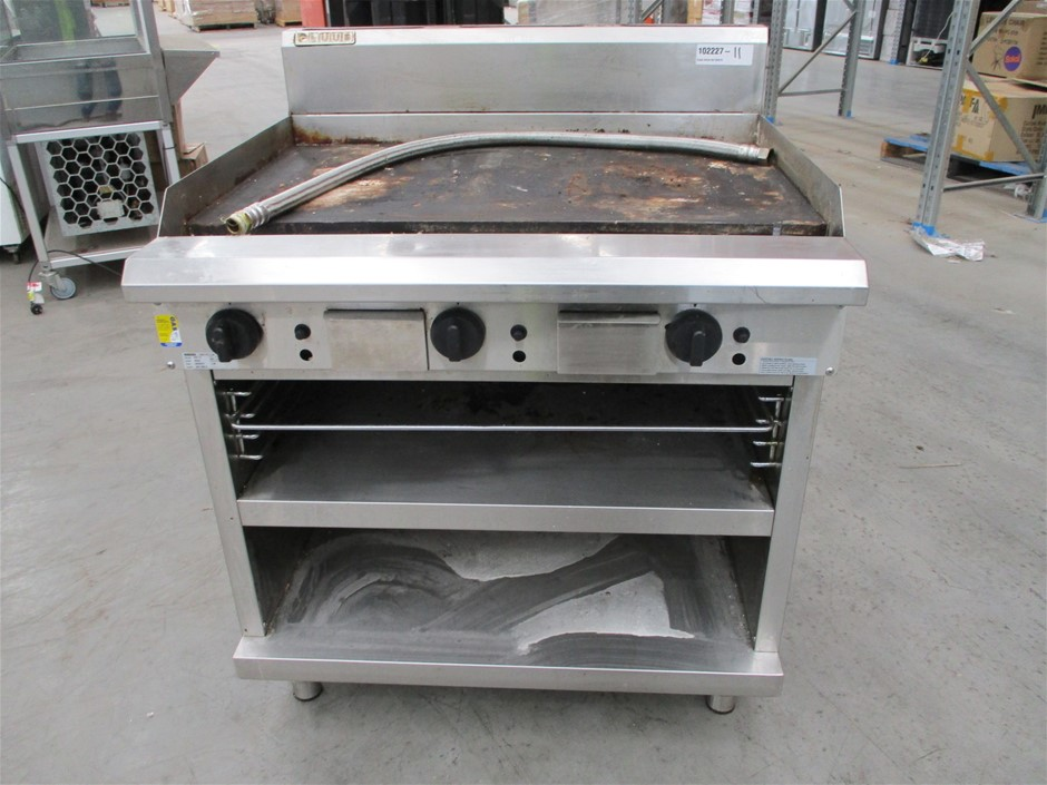 LUUS GTS-9 Griddle and Toaster