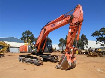 Hitachi ZX350LCH-3 Track Excavator