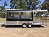 New 2020 Food Trailers