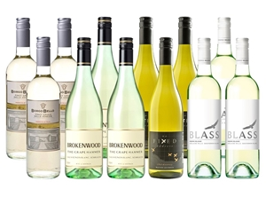 Summer Whites Mixed Pack (12x 750mL)