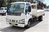 2006 Isuzu NKR200 4 x 2 Cab Chassis Truck
