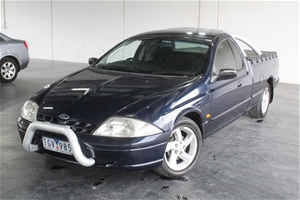 2001 Ford Falcon XLS AUII Automatic Ute