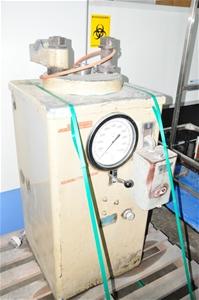 Press, high capacity floor standing in e