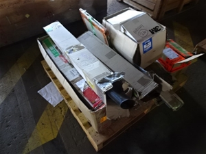 A Quantity of Assorted Items on Pallet