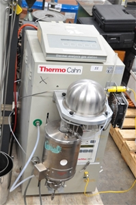 Thermal analysis gas station, 240V. Ther