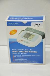 Blood pressure monitor with 22-36cm cuff