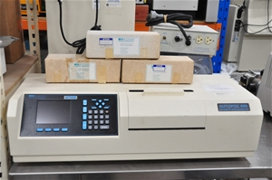 Polarimeter dual wavelength instrument p