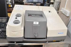 Spectrometer, Fourier-Transform Infrared