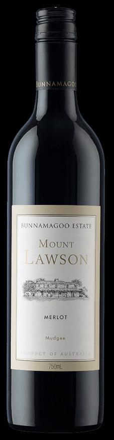 Bunnamagoo Estate Mt Lawson Merlot 2016 (12 x 750mL) Mudgee