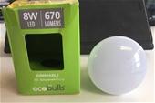 Ecobulb Brand NEW 15W & 8W Warm White Lights - VIC Pickup