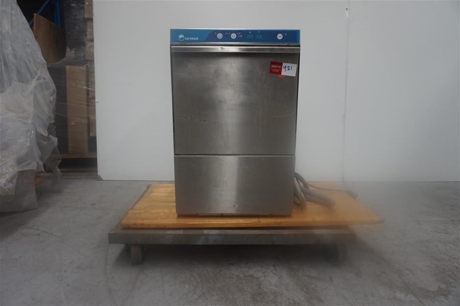 Eurowash EW340 Undercounter Glasswasher
