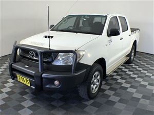 Ex-Corporate 2010 Toyota Hilux SR (4x4)
