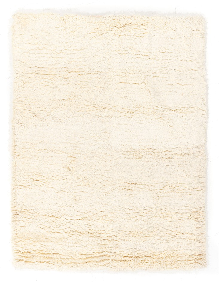 Pit loomed shaggy rug Size(cm): 120 x 180