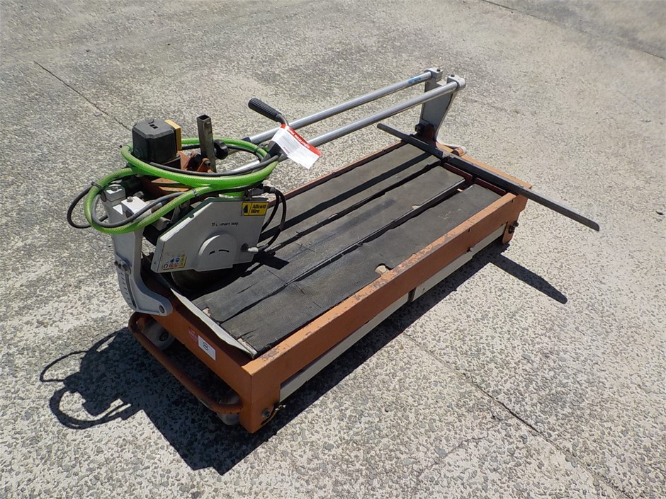 Electric Tile Cutter - Coolum