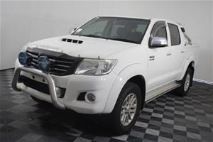2013 Toyota Hilux SR5 3.0 T/Diesel 4WD 1