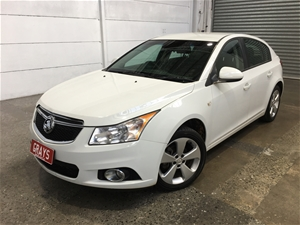 2013 Holden Cruze CD JH Manual Hatchback