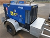 Miller 400AMP Trailer Mounted Diesel DC Welder