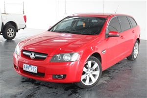 2009 Holden Commodore International VE A