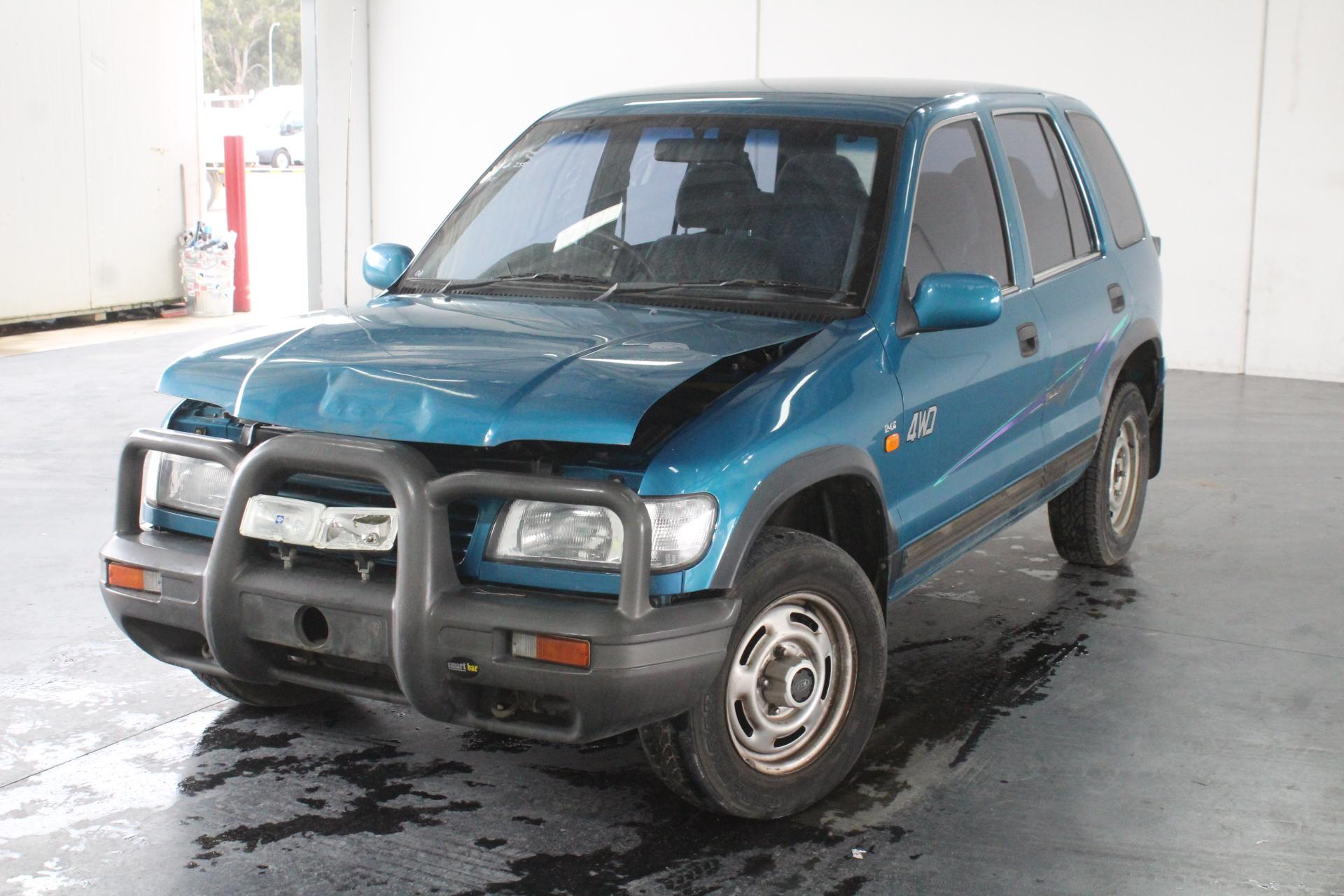 1998 Kia Sportage (4x4) Automatic Wagon