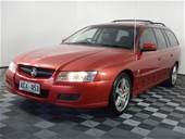 Unreserved 2005 Holden Commodore Equipe VZ Auto Wagon