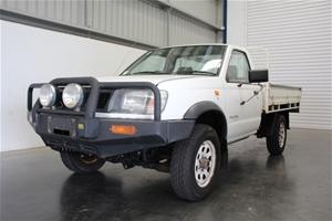 1999 Nissan Navara (4x4) D22 Diesel Cab