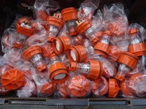Large Qty Clipsal Plugs-Sockets & Caps (
