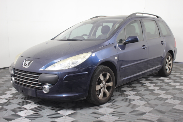 2007 Peugeot 307 XSE HDi 2.0 Touring Turbo Diesel Automatic Wagon