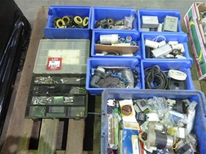 Pallet Of Engineering & Warehouse Spares